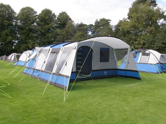 A Polyester Tent
