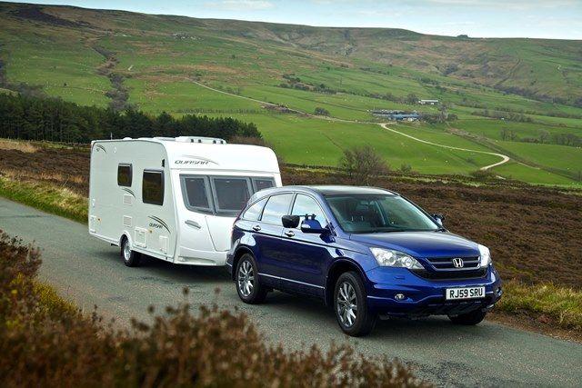 Caravan Club Tow Car