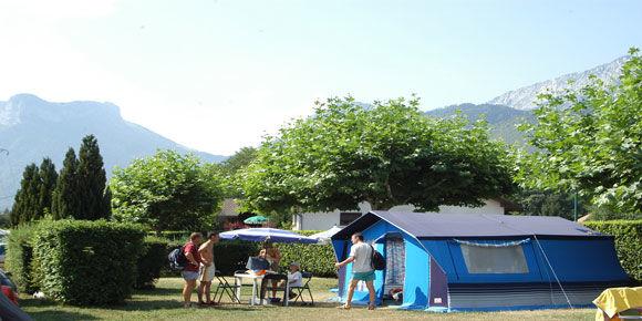 La Ravoire Campsite