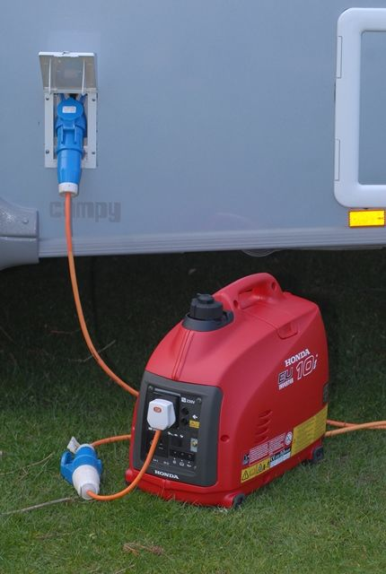 30 Electricity For Campers And Caravanners The Camping