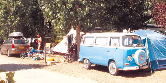 An image of bel campsite