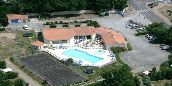 View of Le Bois Joli site