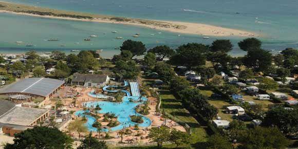 Campsites Brittany; Le Letty campsite