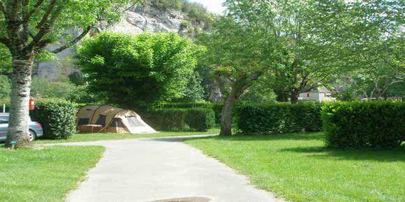 Campsites Dordogne; Soleil Plage campsite