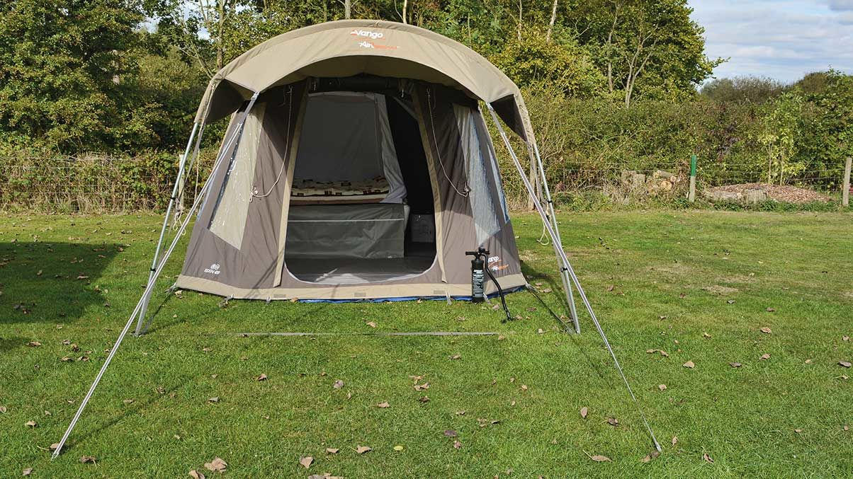 Camperlands Campmaster Air - The Camping and Caravanning Club