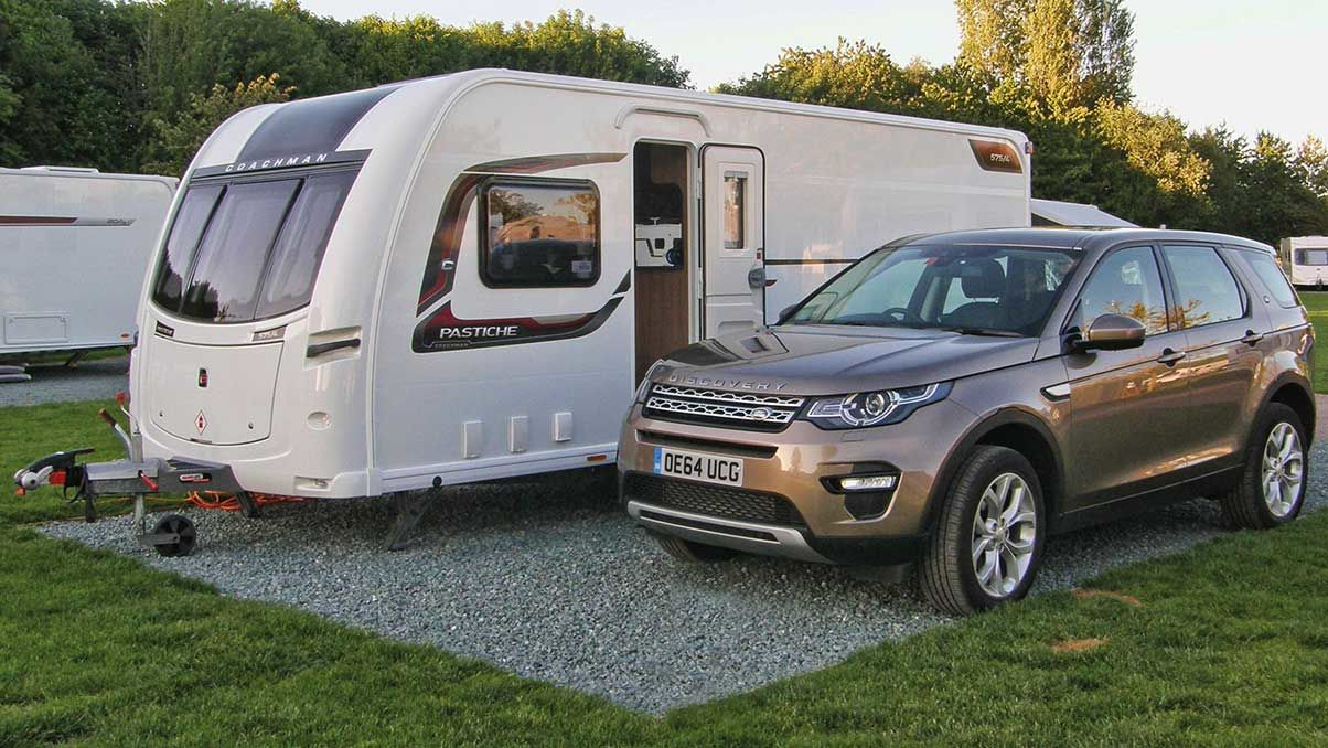 Coachman Pastiche 575 4 The Camping And Caravanning Club