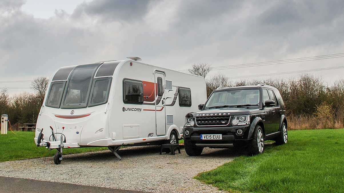 Bailey Unicorn Valencia The Camping And Caravanning Club