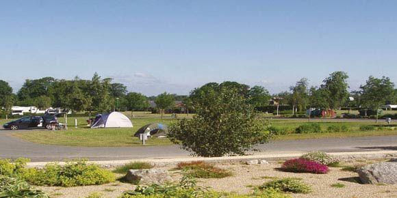 Camping Dublin; Carmac Valley campsite