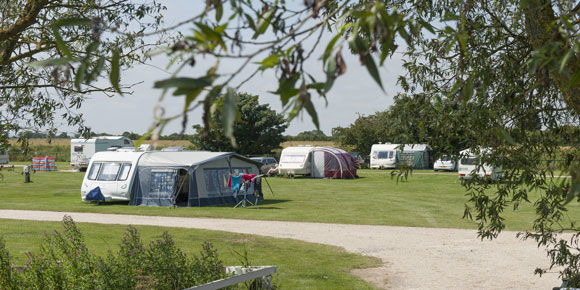 Mablethorpe campsites, Lincolnshire