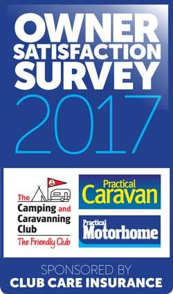 Caravan and Motorhome Survey 2017