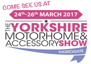 The Yorkshire Motorhome & Accessory Show Logo