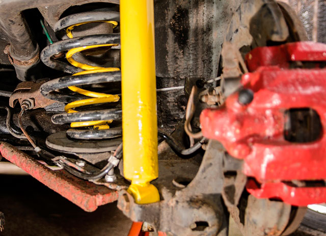 52 Suspension Modifications - The Camping and Caravanning Club