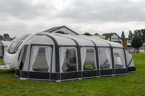 7 Choosing An Awning The Camping And Caravanning Club