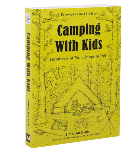 Camping With Kids Book