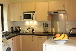 Ashbourne Apartment Kitchen