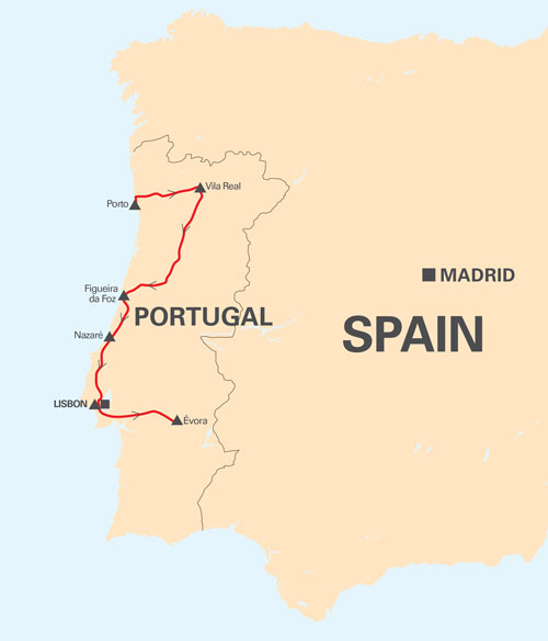 Highlights Of Portugal The Camping And Caravanning Club