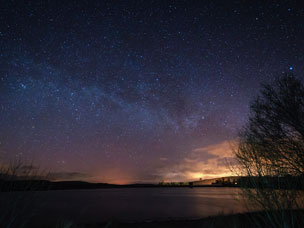 Northumberland International Dark Sky Park - The Camping and