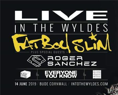 Fat Boy Slim Live at the Wyldes