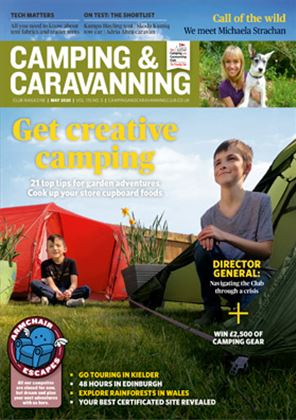 Camping and Caravanning club magazine - May 2020