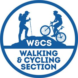 New logo for the Walking & Cycling Section