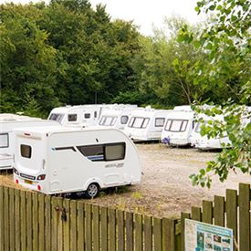 Seasonal pitches and storage open for bookings