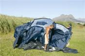 Dry your tent