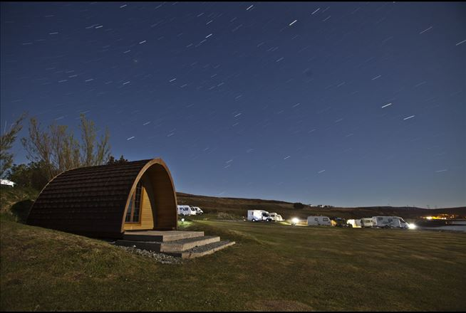 Pods at Skye