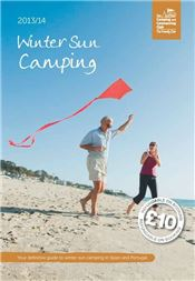 Winter Sun Camping Brochure