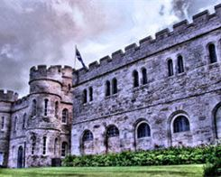 Haunted House at Jedburgh Castle Jail