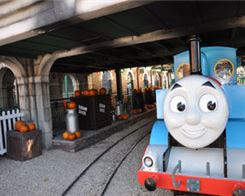 More Treat Than Trick at Drayton Manor