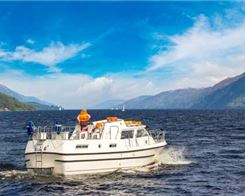 Chase the Legend on a Loch Ness Cruise
