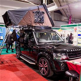 Nec Show Special The Camping And Caravanning Club