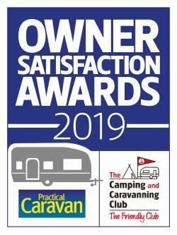 Caravan Owner Satisfaction Awards 2019 logo