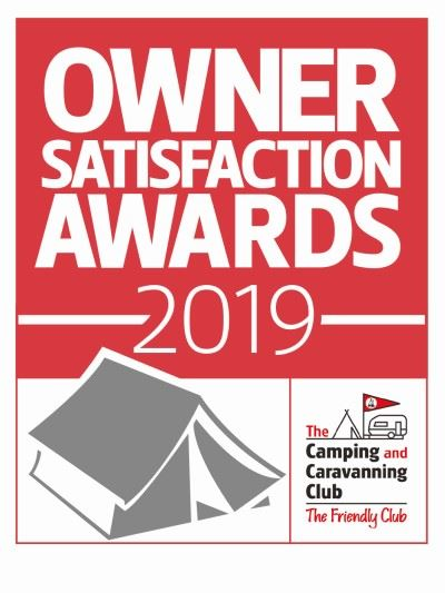 Tent Owner Satisfaction Awards 2019 logo
