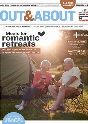 Camping and Caravanning club magazine - February 2019
