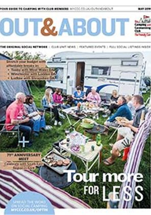 Camping and Caravanning club magazine - May 2019