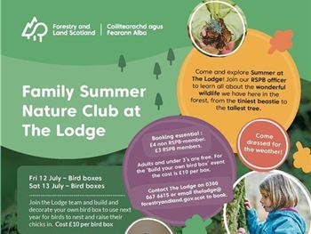 Family Summer Nature Club