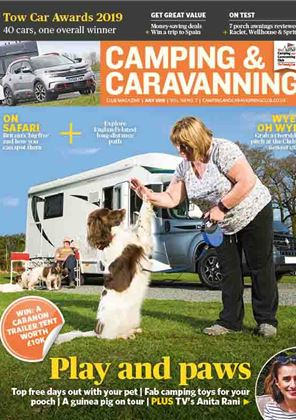 Camping and Caravanning club magazine - July 2019