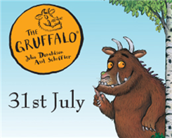 Gruffalo comes to Africa Alive!
