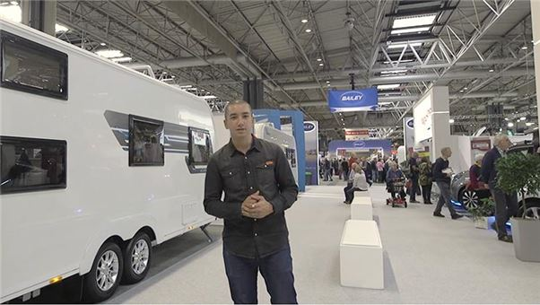 Highlights from the Motorhome and Caravan Show