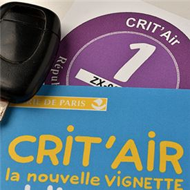 New low emission  zones in France