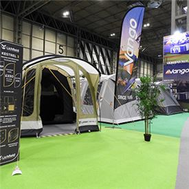 Caravan, Camping and Motorhome Show highlights