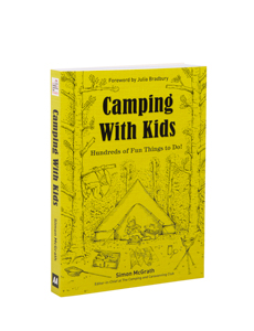 Camping with Kids, written by Editor-in-Chief Simon McGrath