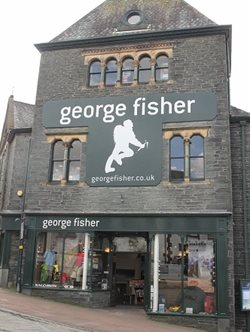 George Fisher is a top destination for bootfitting and soup