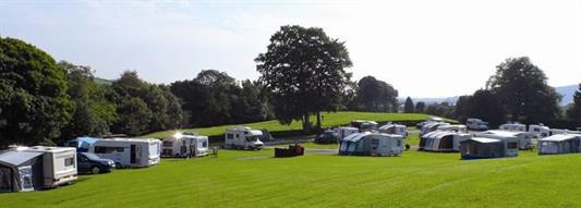 Braithwaite Fold Campsite Explore Cumbria From