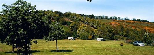 Dunbar Campsite Explore East Lothian From Dunbar