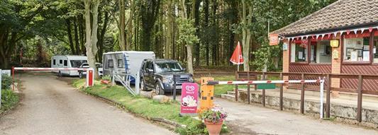 Sandringham Campsite Explore Norfolk From Sandringham