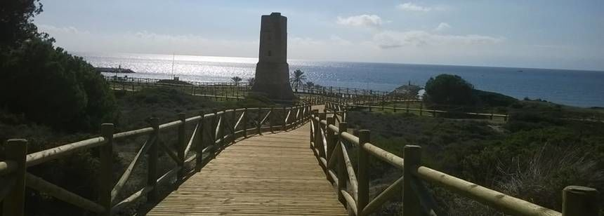 Cabopino campsite explore costa del sol in spain from - Boardwalk marbella ...