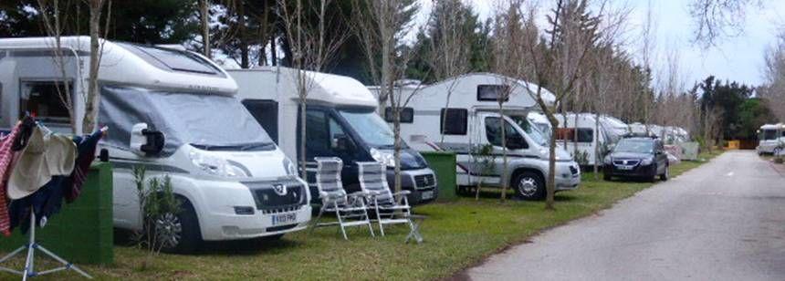 Camping Roche, Conil de la Frontera