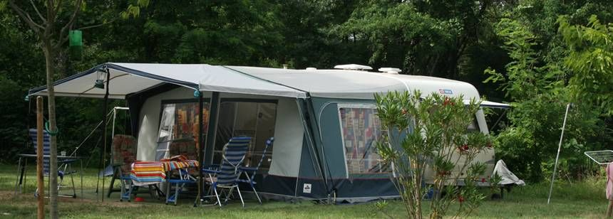 ARD02 Caravan pitch